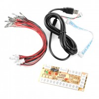 Zero Delay Arcade USB Encoder - 2.8 mm