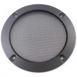 125 mm black HP cover plate