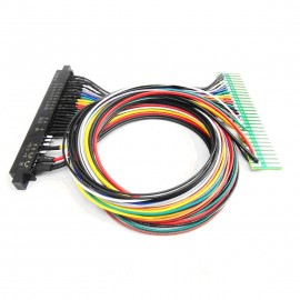 2 m jamma extension 6 buttons