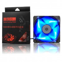 Led cooling fan 12x12 cm
