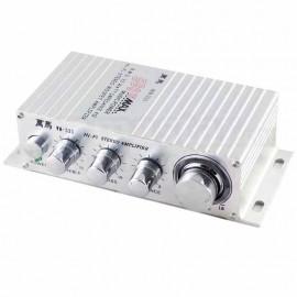 Stereo Hi-Fi sound amplifier