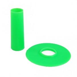 Seimitsu Green shaft & dustwasher set
