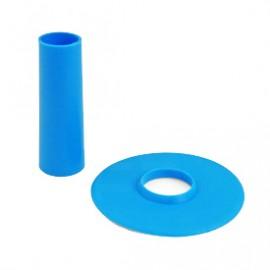 Seimitsu Blue shaft & dustwasher set