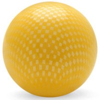 KDiT yellow carbon mesh balltop
