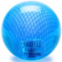 KDiT blue transparent carbon mesh balltop