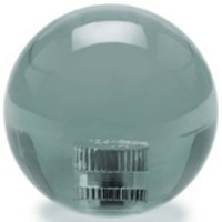 KDiT grey 35mm transparent balltop