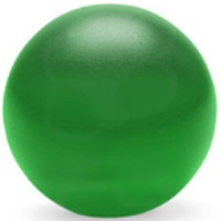 KDiT green metallic balltop