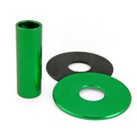 KDiT Green aluminium shaft cover