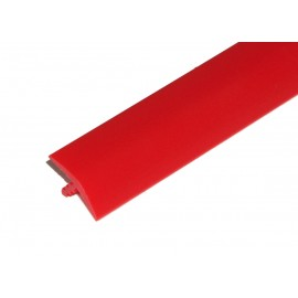 T-Molding 16mm - Red 1m