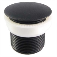 28 mm  Srew-in Button Cap