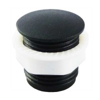 24 mm  Srew-in Button Cap