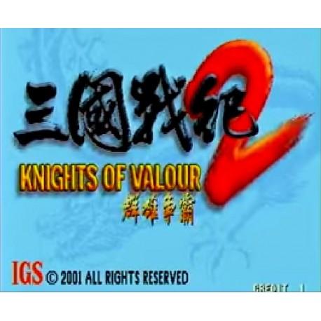 knights of valour 2 nine dragons