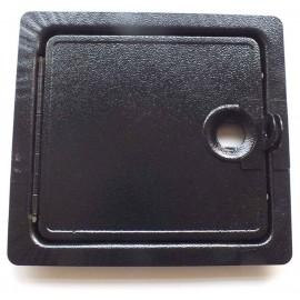 Cash box door
