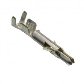 Molex MLX connector terminal - male