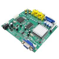 Convertisseur CGA/EGA/YUV à VGA