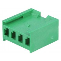 AMP MODU 4 pins female connector