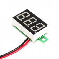 Mini Voltmeter 5-30V