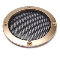 95 mm gold HP cover plate
