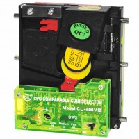 Top entry multi coin acceptor 0,20-2.00€