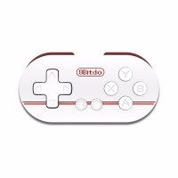 8Bitdo Zero Red Mini Bluetooth controller