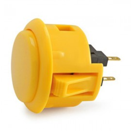 Yellow OBSF-30 Snap In button