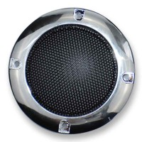 65 mm chrome HP cover plate
