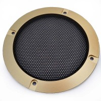 120 mm gold HP cover plate