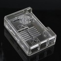 Raspberry Pi3 Clear case with fan grid