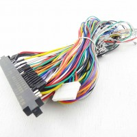 Short Jamma Harness for bartops (4.8mm)