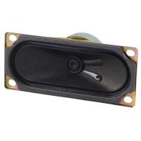 Haut-parleur oval moyen 12x5 cm 8ohms 10W