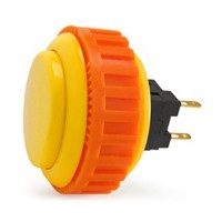 Yellow OBSN-30 Screw In button