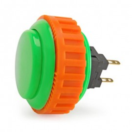 Green OBSN-30 Screw In button