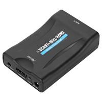 SCART to HDMI upscaler