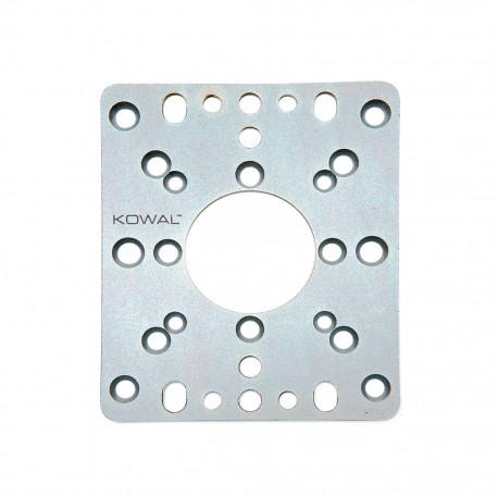 KOWAL Flat mounting plate