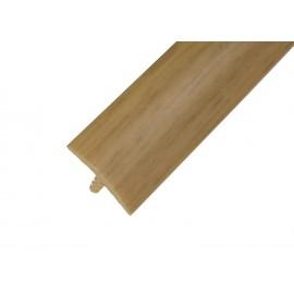 "T-Molding 3/4"" - Oak Woodgrain 1m"