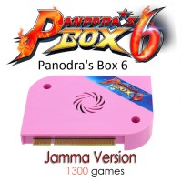 Pandora 6 Arcade Version 1300 in 1