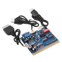 Xbox Timer Board For VGA Monitors
