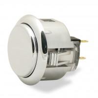 Silver OBSJ-30 Snap In button