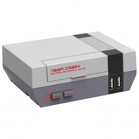 Boitier NesPi Case+ - Raspberry Pi 3B+ / 3B / 2B