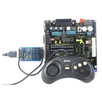 Arcade SuperGun Pro Gamer - Autofire & Voltmeter