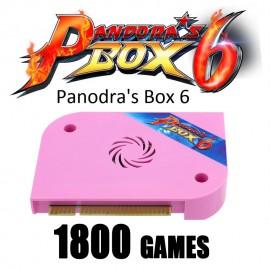 Pandora 6 Arcade Version 1800 in 1
