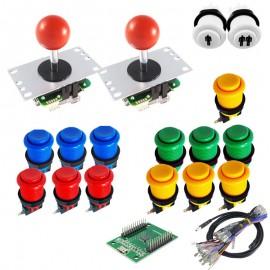 Kit Sanwa & Buttons with USB encoder