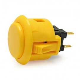 Yellow OBSF-24 Snap In button