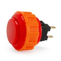Red OBSN-24 Screw In button