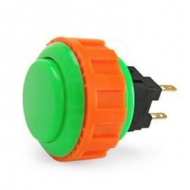 Green OBSN-24 Screw In button