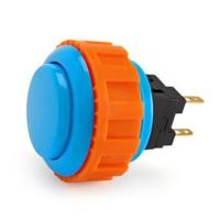 Blue OBSN-24 Screw In button