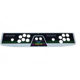 Sega control panel 2 x 6 buttons