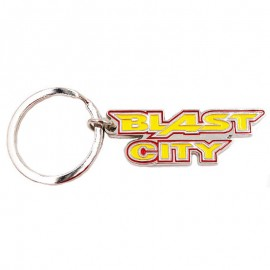 Sega Blast City Keyring
