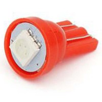 LED CMS Red 12v Wedge