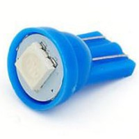 Blue CMS LED 12v Wedge